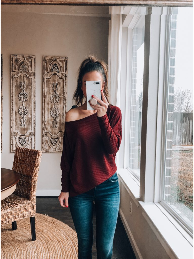 amazon off the shoulder  top