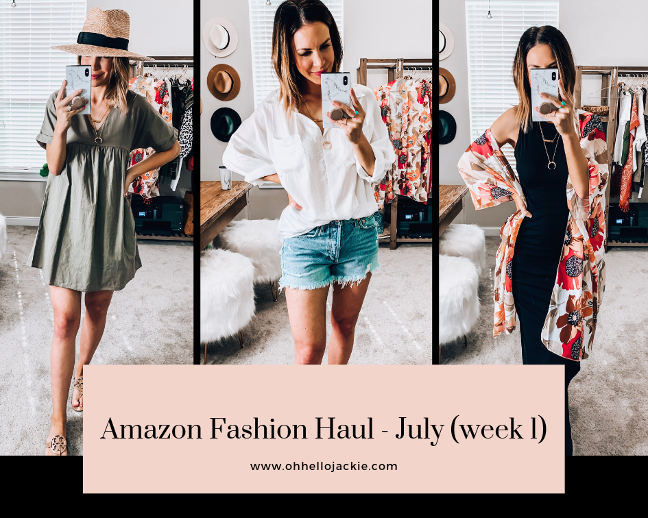 amazon women's fashion haul