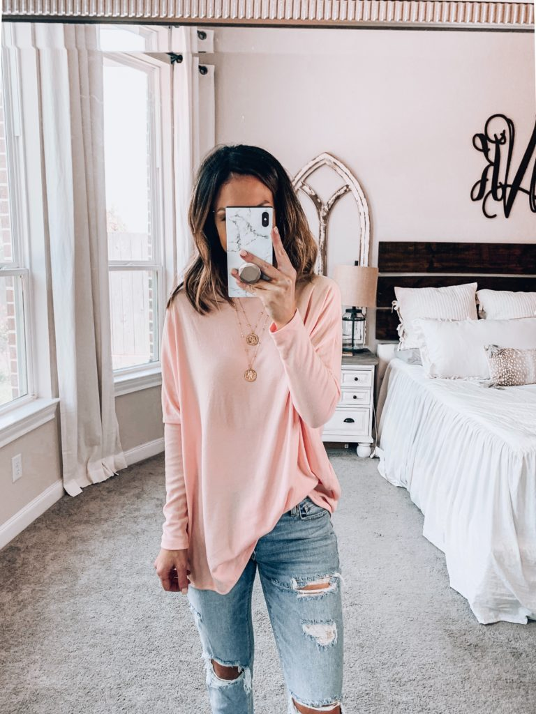long sleeve top from amazon
