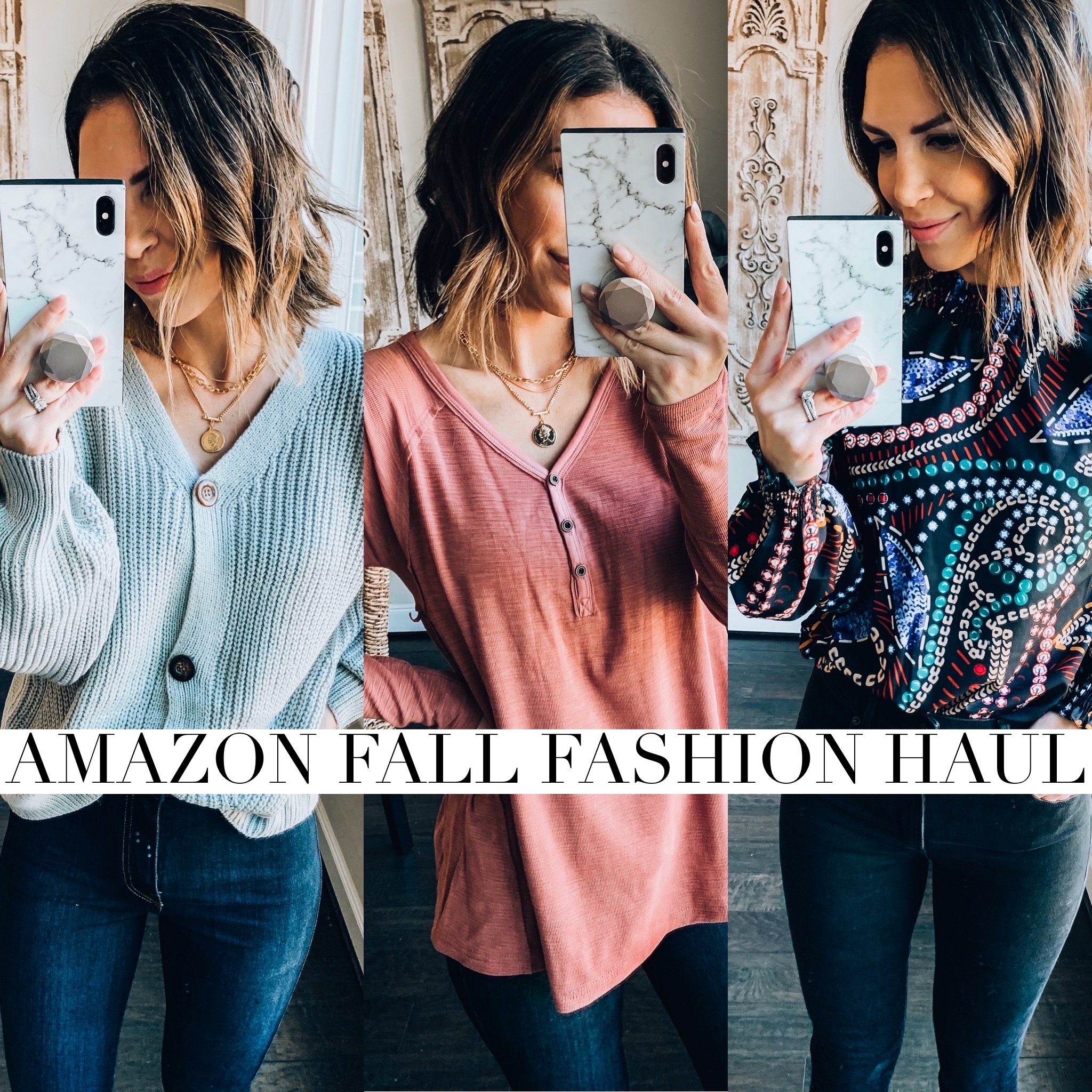 Amazon Fall Fashion Blog Post