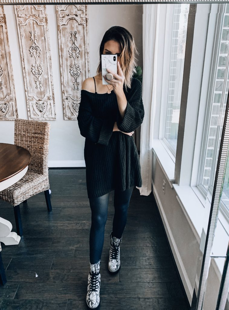 amazon fashion how to style combat boots