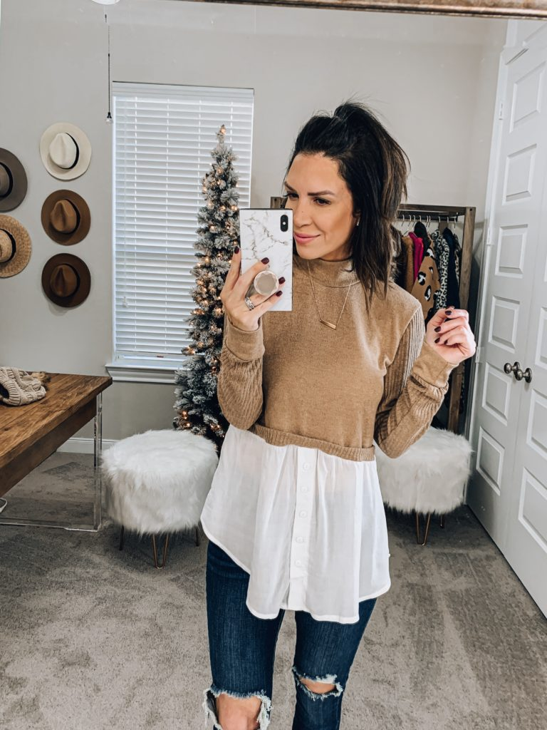 amazon business casual top